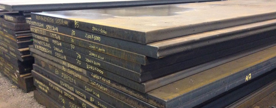 16Mo3 / SA 204 Steel Plates & Sheets Manufacturer & Exporter
