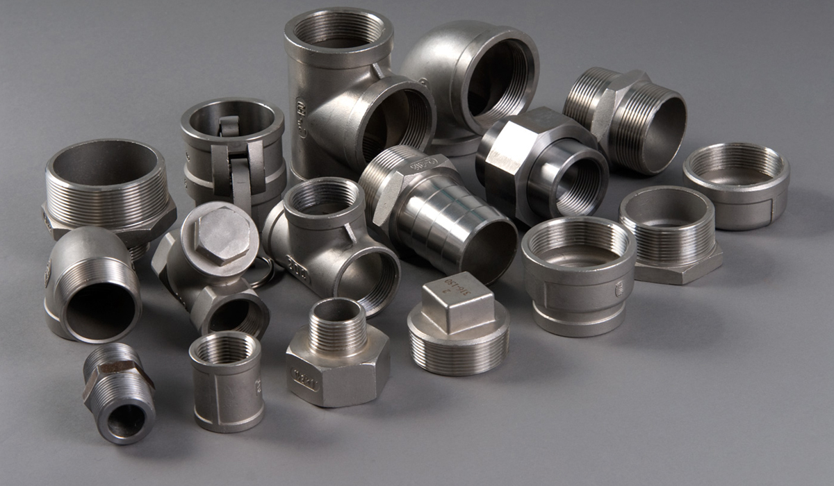 Alloy Steel Forged Fittings Manufacturer & Exporter