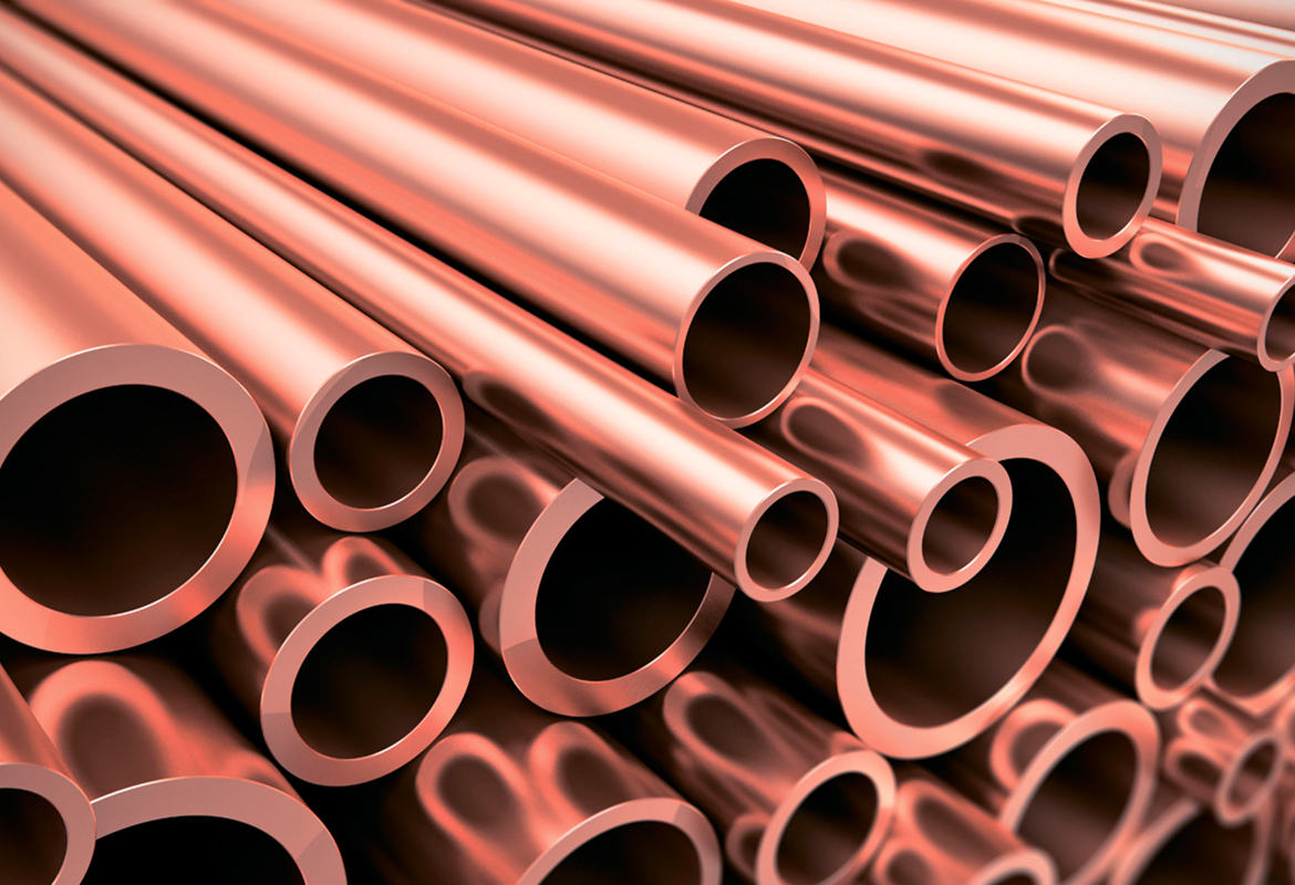 Copper Nickel Alloy Pipes & Tubes Manufacturer & Exporter