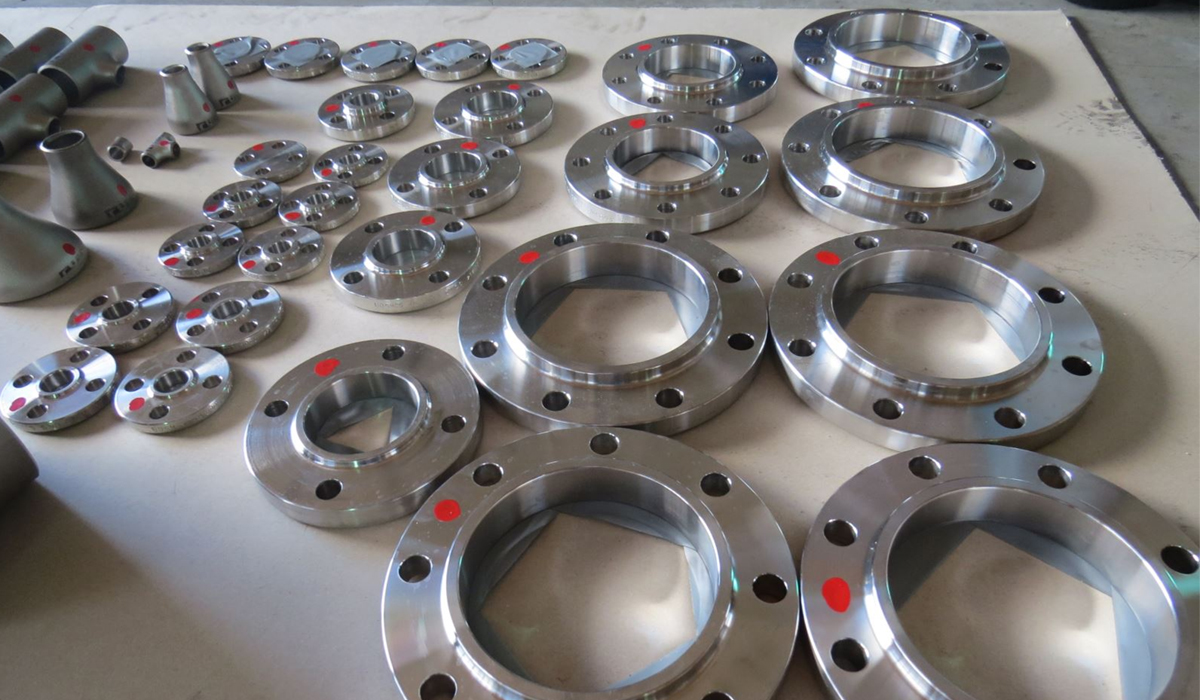 Incoloy Alloy Flanges Manufacturer & Exporter