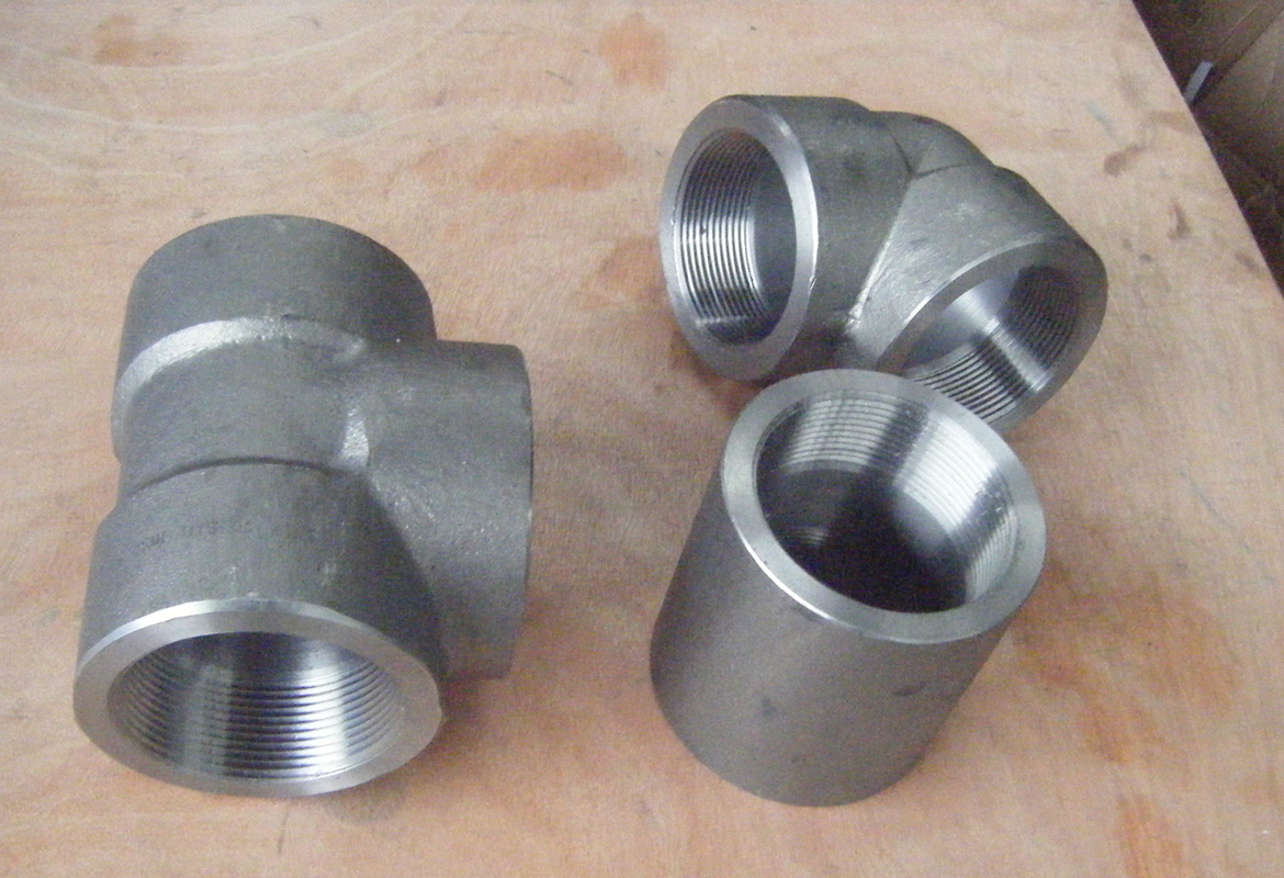 Monel Alloy Forged Fittings Manufacturer & Exporter