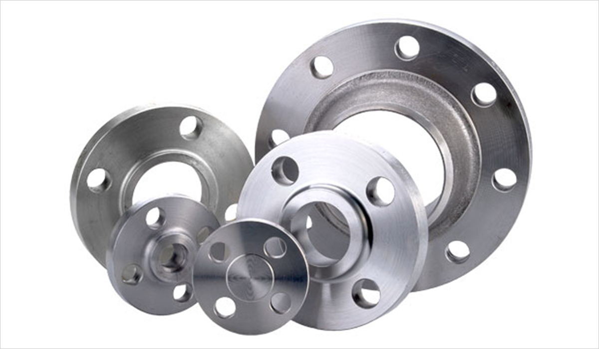 Nickel Alloy Flanges Manufacturer & Exporter