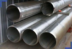 Stainless Steel Welded Pipes Manufacturer & Exporter