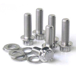 Stainless Steel Fasteners Manufacturer & Exporter