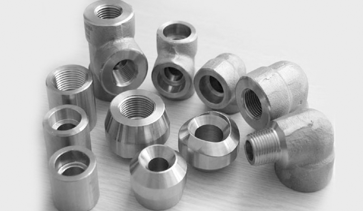 Stainless Steel Forged Fittings Manufacturer & Exporter