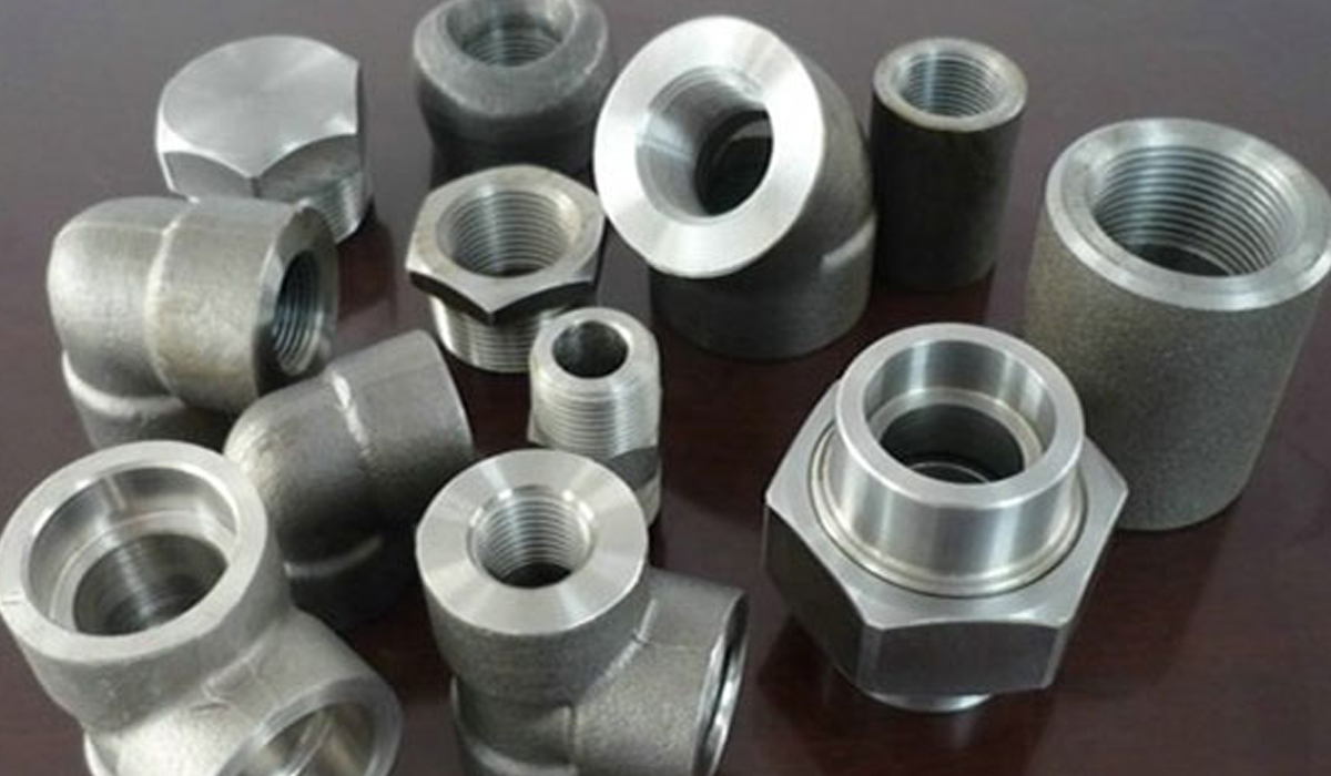 Super Duplex Steel 2507 Forged Fittings Manufacturer & Exporter