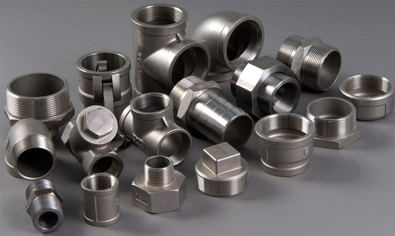 Titanium Alloys Forged Fittings Manufacturer & Exporter